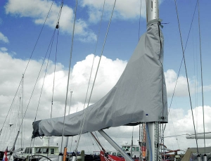 Blue Performance Sail cover 4