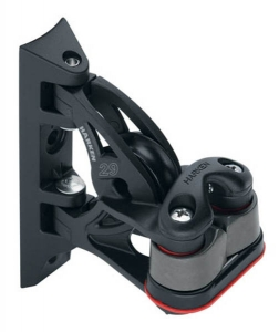 Harken Carbo Blok 29mm til mast